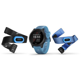 Garmin Forerunner 945 Tri Bundle, blue